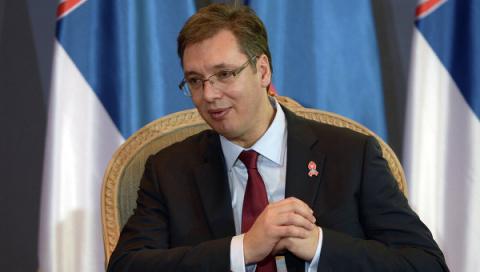 В Сербии опубликовали итоговые данные выборов президента