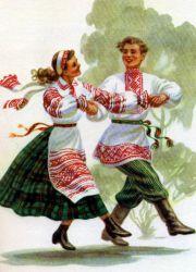 История моды. Белорусский народный костюм