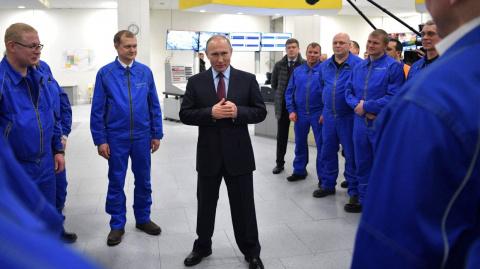Россия готова потеснить США:…