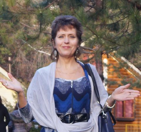 Людмила Беридзе (личноефото)