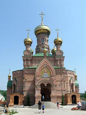 Блаженная Алипия Киевская, Христа ради юродивая