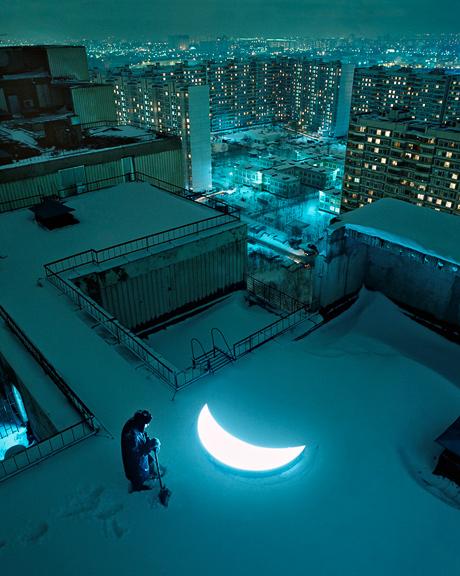 Персональная луна: Мобильная. Яркая. Твоя