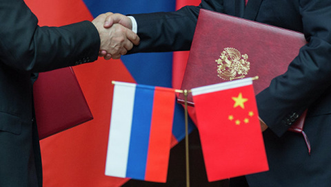 Китай готов вместе с Россией способствовать урегулированию в «горячих точках»