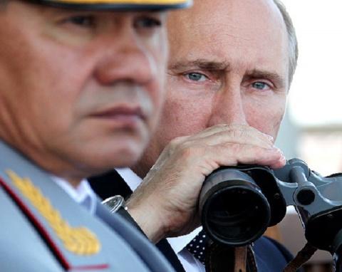«В Сирии Путин спас Запад»