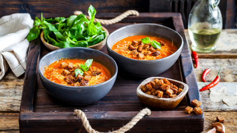 Пудинг, запеканка и суп: три…