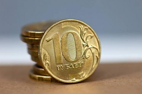 Сюрприз на 10-рублевой монет…