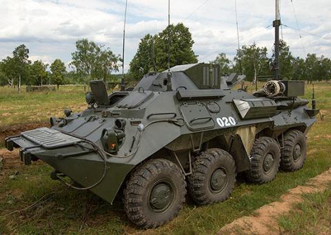 В войска Западного военного округа поступила новая техника связи