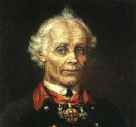 Почему у полководца Александра Суворова не сложилась семейная жизнь?