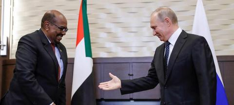 Президент Судана попросил Пу…