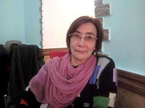 мила бабаходжаева
