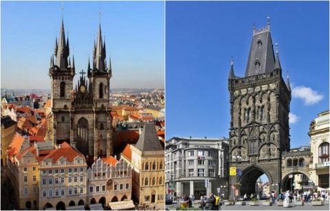 «Злата Прага»: 26 самых интересных и посещаемых мест столицы Чехии