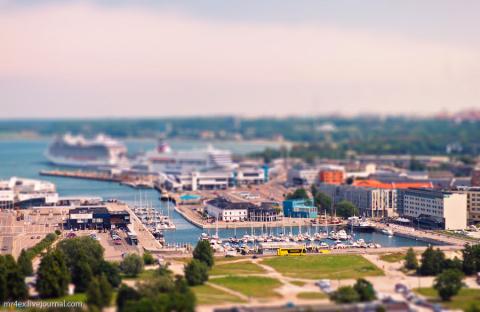 "Tallinn Est Mini ""sunny"""