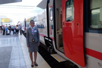 Поезда РЖД южного направлени…