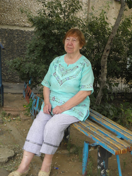Елена Сабаева (Плотникова)