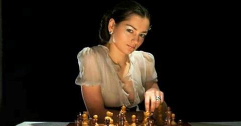 Как я играл в шахматы на поц…
