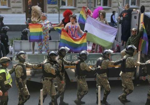Доклад ECRI: Украине дали 19…