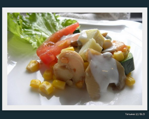 Предлагаю вам 6 рецептов очень вкусных и простых в приготовлении салатов.