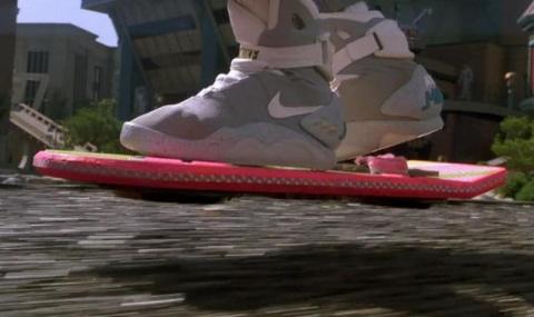 Стартап на миллион долларов: собираем деньги на летающий скейтборд Марти Макфлая
