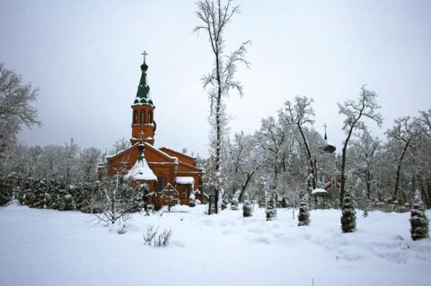 Киев. Феофания. Монастырь