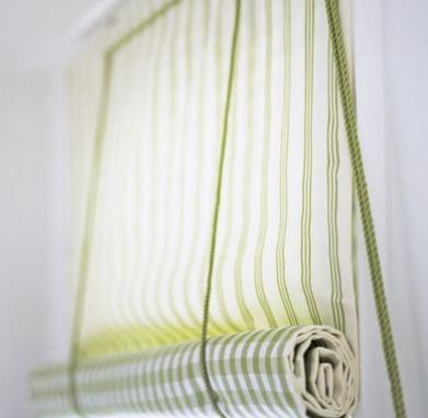 Рулонная штора своими руками…