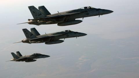 Сирия: коалиция США прекрати…