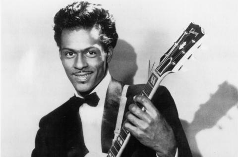 ЗАРУБЕЖКА. Chuck Berry