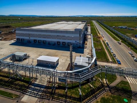 В ОЭЗ «Тольятти» Самарской области запущен фармацевтический завод