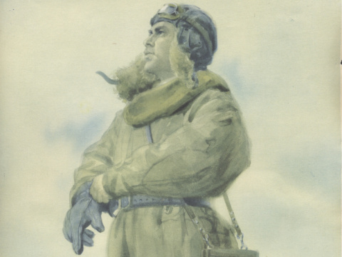 Какую роковую ошибку совершил легендарный лётчик Маресьев