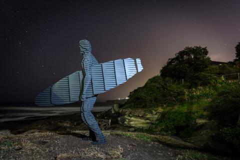Скульптуры у моря 2017 — австралийский арт-фестиваль