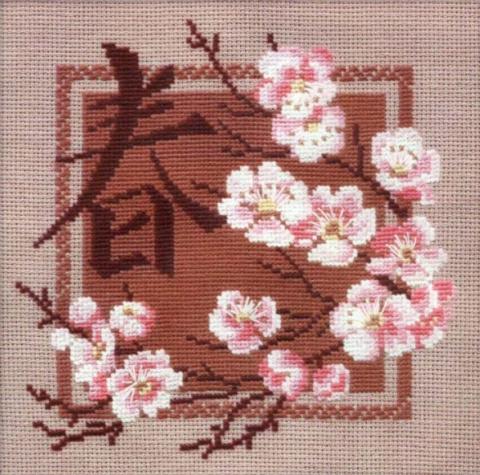 Сакура весна