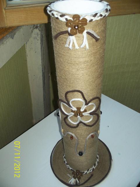 Напольная ваза