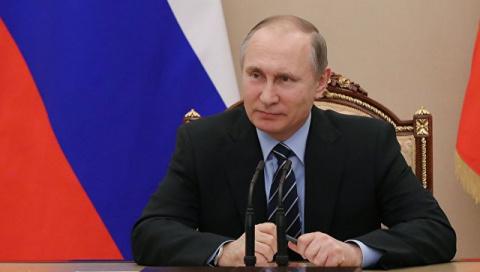 Президент РФ Путин назвал сохранение самобытности народов приоритетом государства