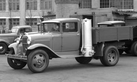 Автомобиль на дровах: как он…