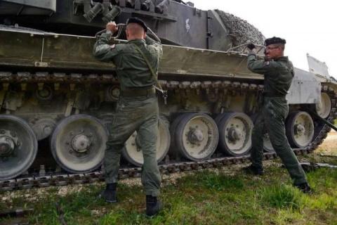 «Леопарды» и «Леклерки» не смогли отличиться даже на фоне Т-64