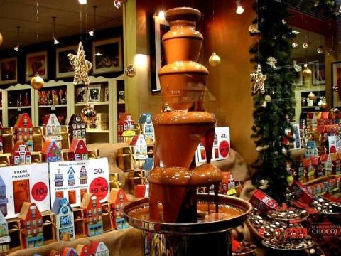 Рождество и Новый Год в Бельгии