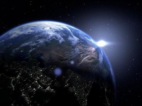 Земле угрожает столкновение …