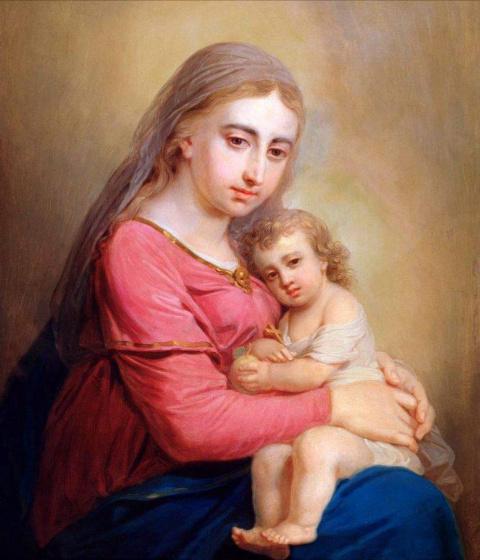 Сны Пресвятой Богородицы на все случаи жизни. Original