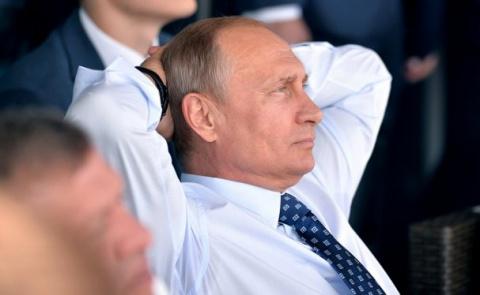 Путин разыграл великолепную …