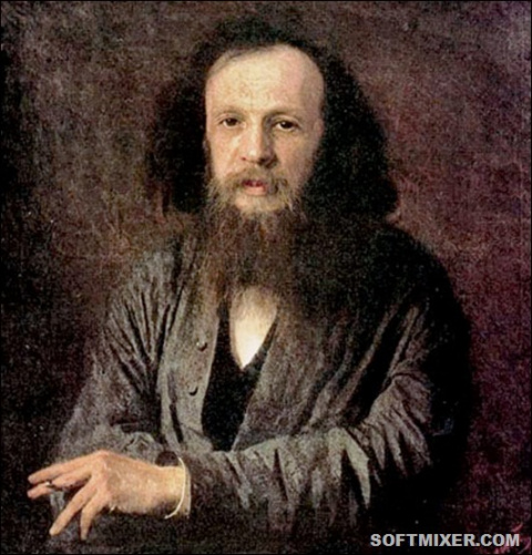 Дмитрий Менделеев: Сон, кото…