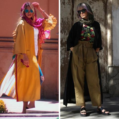 Как одеваются женщины в самых разных уголках мира: 14 ярких образов этого лета