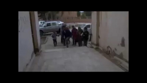Сирийская армия при поддержк…