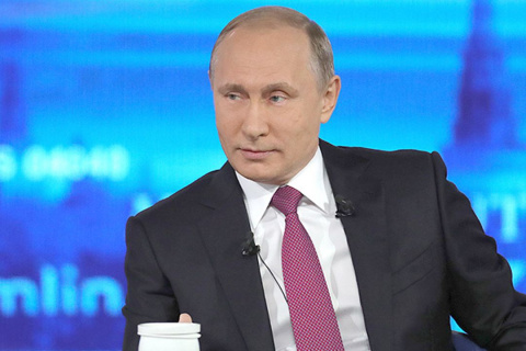 Путин припер Белый дом к стенке