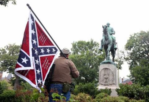 Конфедерат против беснующейс…