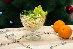 Самый Вкусный Салат с Крабов…
