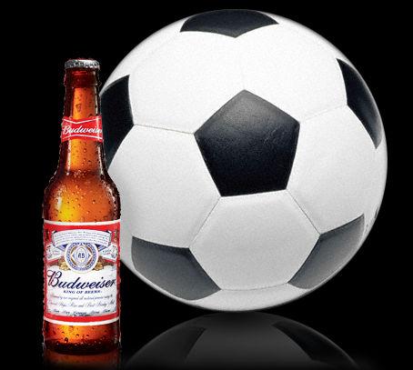 Реклама пива вернется на футбольные стадионы