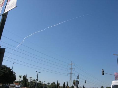 Израиль успешно запустил ракету, способную достичь Нью-Йорка и Токио