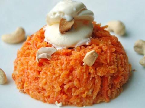 Морковные десерты. Хворост в духовке - малокалорийный