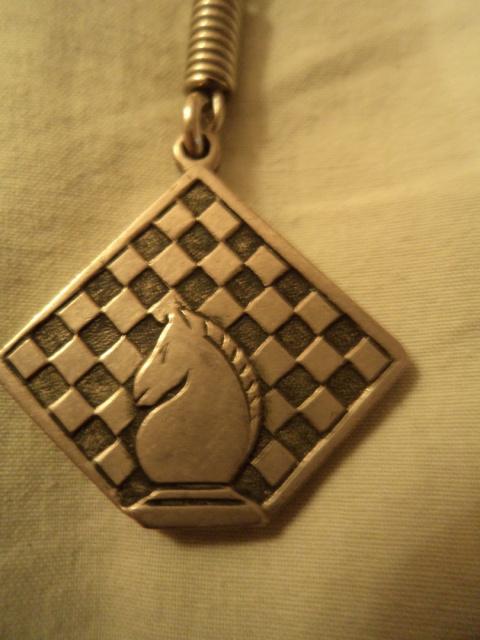 Продам шахматный брелок СССР