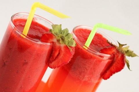 Клубничные коктейли: ТОП-5 рецептов