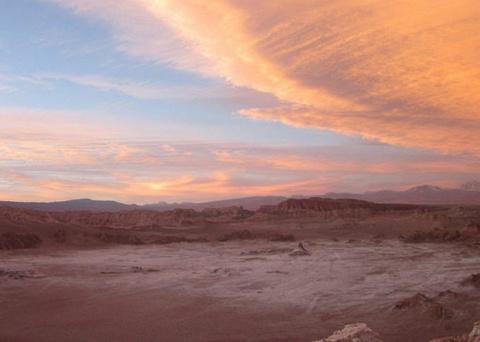 Загадки чилийской пустыни Атакама